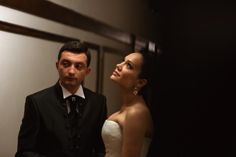 Claudia + Mihai